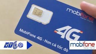 Gói cước MobiFone 4G có giá rẻ nhất là 120.000 đồng | VTC