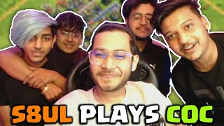 S8UL plays Clash of Clans (With a twist) #S8ULContentTrain