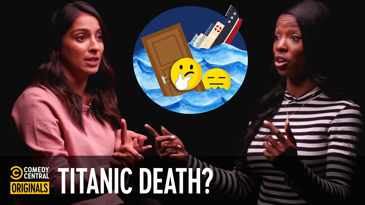 "Was There Room For Jack on the Raft in ""Titanic""? (ft. Simmi Singh) - Agree to Disagree"