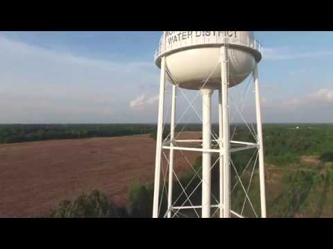 North Marshall Water Tower - Gifford