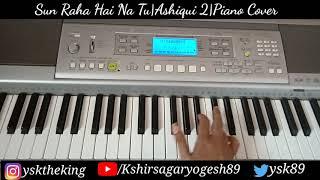 Gambar cover Sun Raha Hai Na Tu  Aashiqui 2 Piano Cover