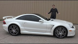 The Mercedes SL65 AMG Black Series Was a $300,000 Monster