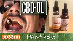CBD-Öl: Hanf heilt | Selbstversuch & Erfahrungsbericht