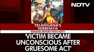 """They Poured Whiskey Into Her Mouth To..."": Cops On Telangana Rape, Murder"