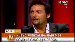 Ex Huevo Fuenzalida contó cómo superó su adicción a las drogas