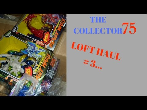 Transformers : LOFT HAUL # 3
