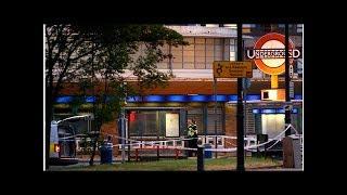 BREAKING NEWS: UK police see no indication of terrorism in London blast