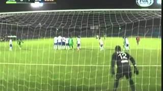 Cruz Azul 2-1 Valencia (Haiti) CONCACAF Champions League 28/08/2013
