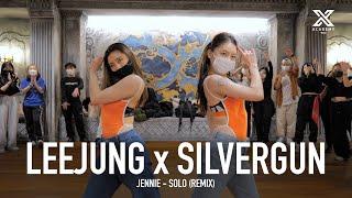 """Download Original Choreography WorkshopJENNIE - """"SOLO (REMIX)"""" / SILVERGUN X LEEJUNG LEE"""
