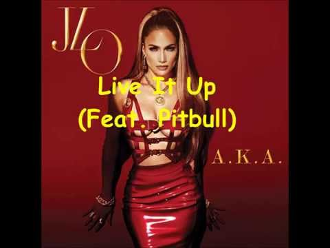 Live It Up (Feat. Pitbull) (Speed Up)