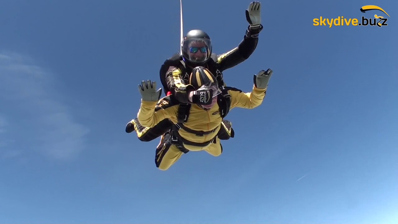 Skydive record broken by 101-year-old veteran