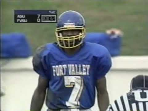 2002 SIAC Football 13th Fountain City Classic: Albany St. Golden Rams vs Fort Valley St. Wildcats