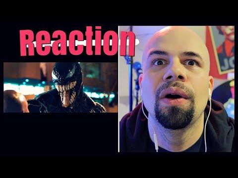 Venom Trailer 2 REACTION | Venom Reveal