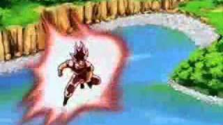 Dragonball z   Goku vs  Cooler   numb
