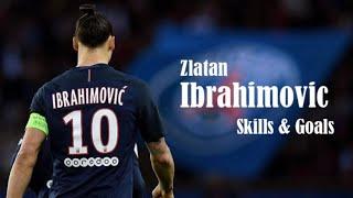 Zlatan Ibrahimovic Amazig Skills Goals HD