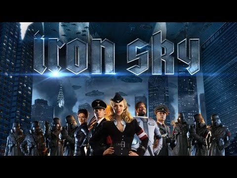 Iron Sky Trailer Deutsch / German
