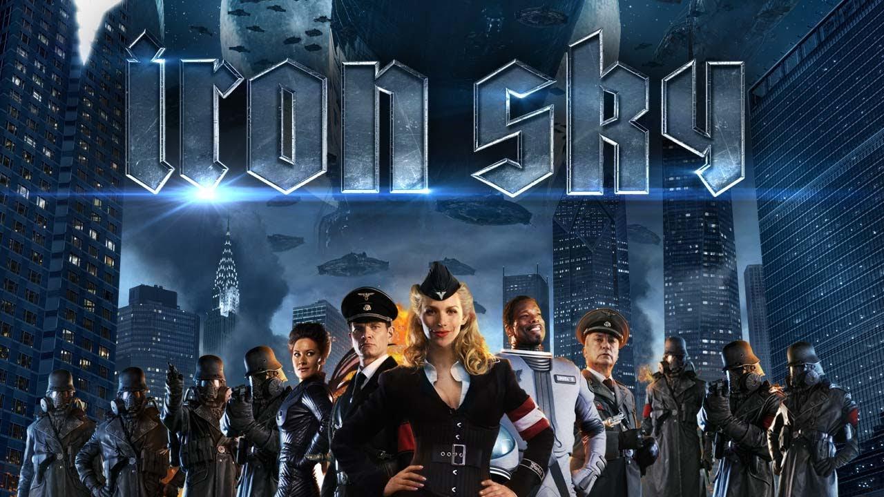 Iron Sky Trailer Deutsch / German