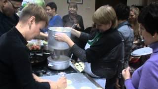 Как готовить манты и хинкали. Часть 7(Продолжение шестой части видео серии