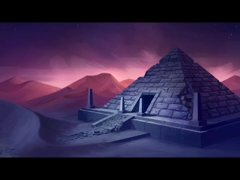 Ancient Egyptian Music - Dark Pyramid