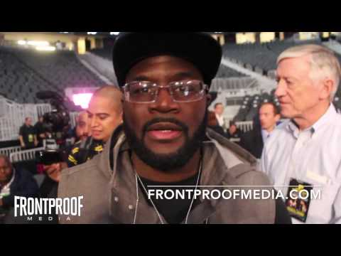 Darnell Boone: 'Can't be upset with WARD WINNING!!' | Frontproof Media