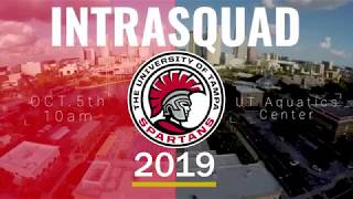 University of Tampa Swim Team Hype Video