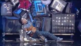 Atai Omurzakov 2011 WALL-E - the best robot dance.flv