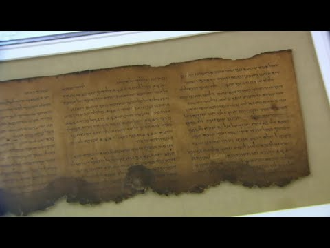The Dead Sea Scrolls - Stephen Fry's Planet Word - BBC