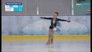 Полина Борейша Polina Boreisha Турнир ГБПОУ МССУОР 4 Кубок Победы 2021 ПП