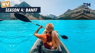 BANFF + ICEFIELDS PARKWAY ROAD TRIP (in an RV!)