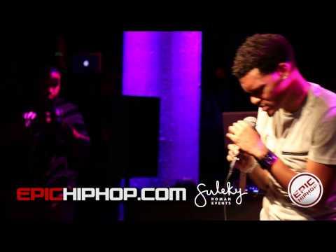 Christon Gray Live at the Northern Lights Concert NYC @christongray