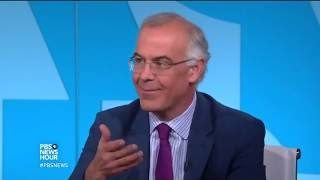 Shields and Brooks on Trump's 'solitariness' and Clinton's fight for millennials