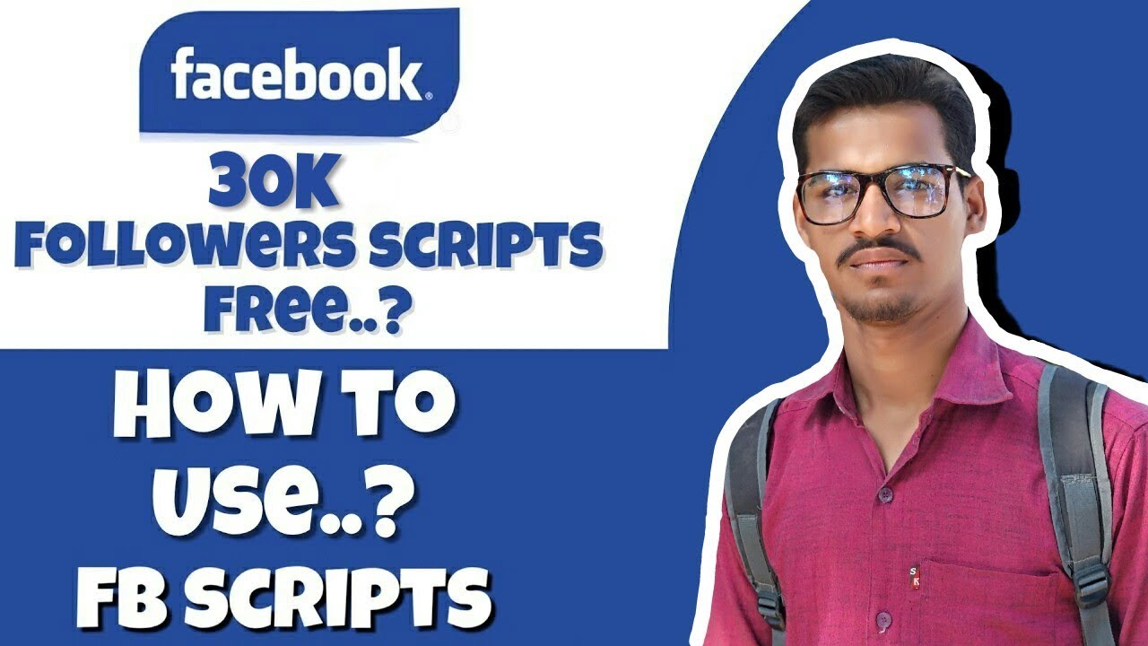 How To Use 30K Followers Script For Free   30K Followers Script Kaise Use  Kare by TECHNICAL FRIEND