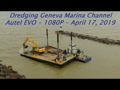 Evo - Geneva Marina Dredging (1080P) 4-17-19