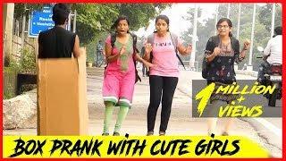 Box Prank With CUTE Girls | Prank In India | Soch Te Raho