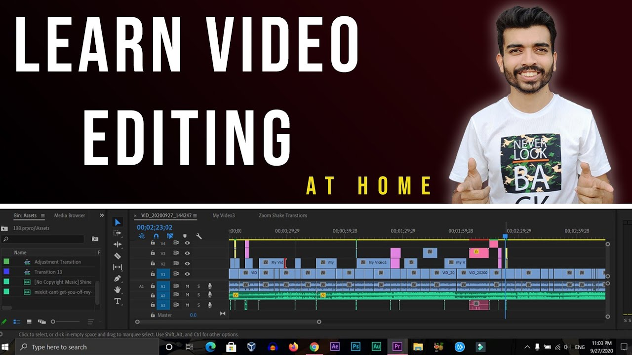Learn Video Editing for Beginners | Video Editing Tutorial | Video Editing Kaise Kare | Part -1