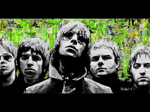 Oasis - Fucking in the bushes