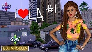 The Sims 3: I ❤️ LA #1 Straight Outta Compton