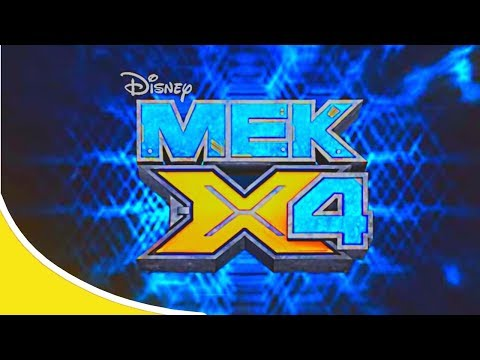Мек-X4 Сезон 1 серия01 - Назовём его Мек-X4! Часть 1 | Молодёжный сериал Disney