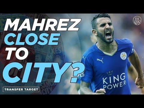 MAHREZ CLOSE TO JOINING MAN CITY? JORGINHO TOO? | TRANSFER TARGET 031