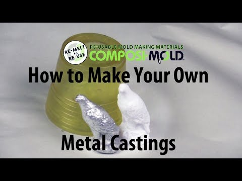 Simple Method for Metal Casting
