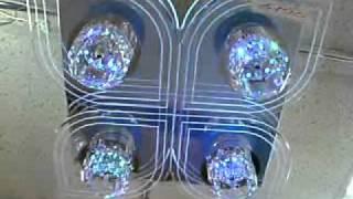 Люстра с пультом ДУ и светодиодной подсветкой 1393/4.wmv(http://софит-1.рф/ Софит - купить люстры и светильники в Красноярске! Представленная люстра работает в двух..., 2011-04-19T05:19:13.000Z)