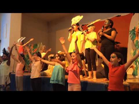 Year 6 Performance 2017 - The Lion king