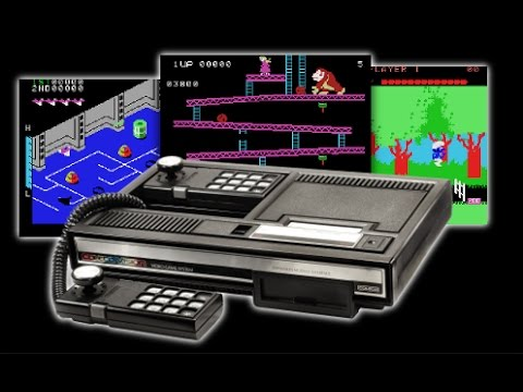 VGA out on your ColecoVision...and How to Install it.