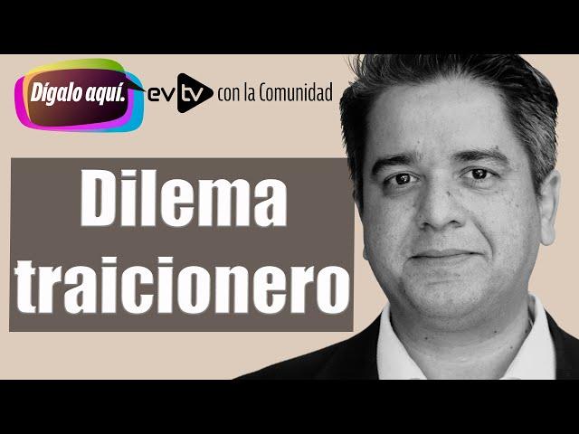 Dilema traicionero |Dígalo Aquí |EVTV| 09/22/21 Seg 5