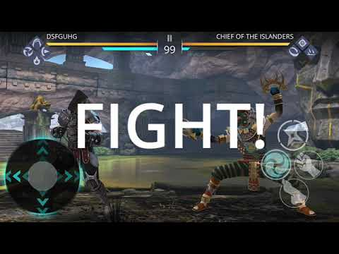Shadow Fight 3 Chapter 5 Chief Of The Islanders (Boss Fight)