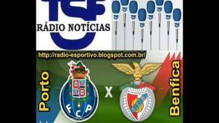 Porto 2 x 1 Benfica - Relato: Paulo Cintrão e João Ricardo Pateiro ( TSF ) 11/05/2013