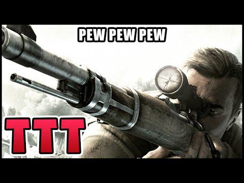 Sniper Panik!   Trouble in Terrorist Town! - TTT   Zombey