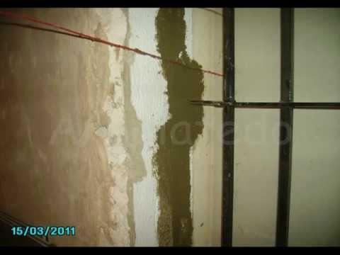 Colocar ventana Colocacin de reja para ventana  YouTube