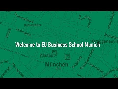 Study abroad in Munich - EU Business School Welcomes International Students