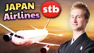 JAPAN AIRLINES Trip Report || Storytime in the Orient